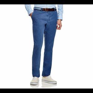 Vineyard Vines The Breaker Slim Fit Pants Sz 33